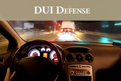 DUI Defense Bethesda Maryland
