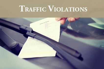 Traffic Violations Bowie Maryland