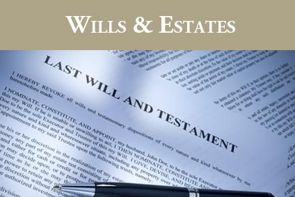 Wills and Estates Bethesda Maryland
