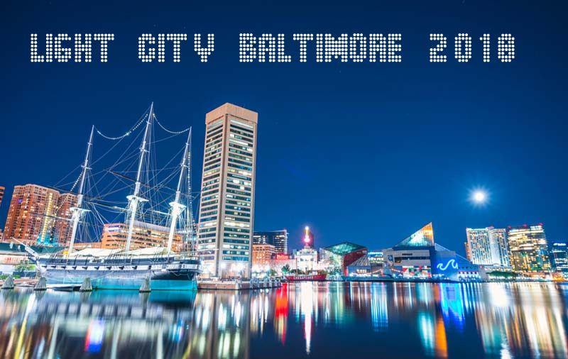 Light City Baltimore 2018