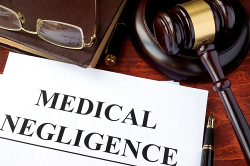 Medical malpractice lawyer in Maryland