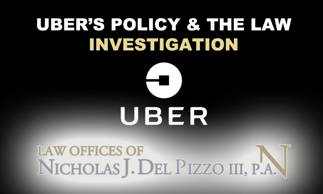 uber policy and the law