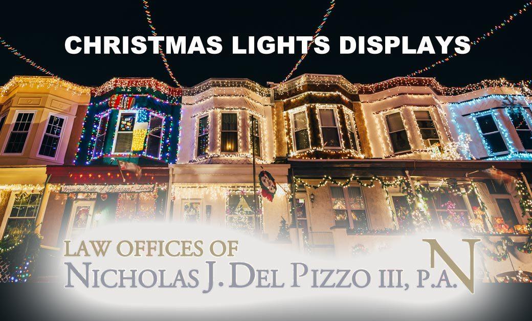 Christmas Lights Displays Baltimore