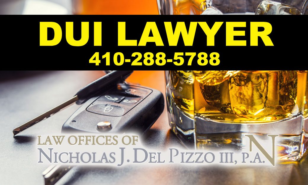 Baltimore DUI Lawyer in Maryland