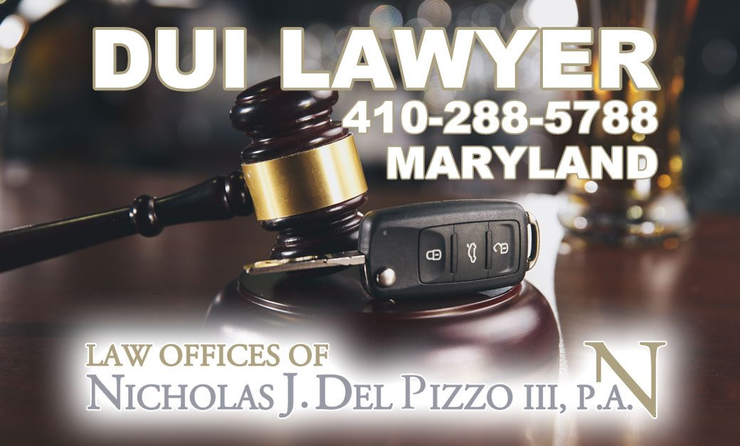 DUI Lawyer Maryland Nick Del Pizzo