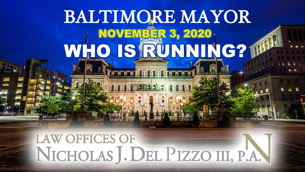 Baltimore mayor election