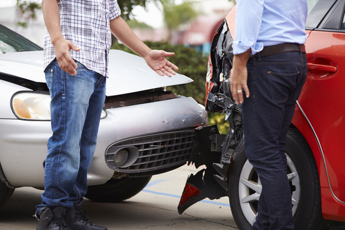 How long do you have to report a car accident injury in Maryland?